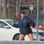 Girls Tennis vs Concord (April 11)
