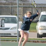 Girls Tennis Wins Over SB Riley