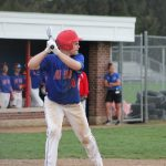 Baseball Cruises to Victory over Bremen