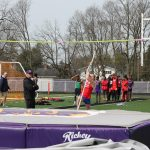 Girls Track and Field Marion Relays (April 13)