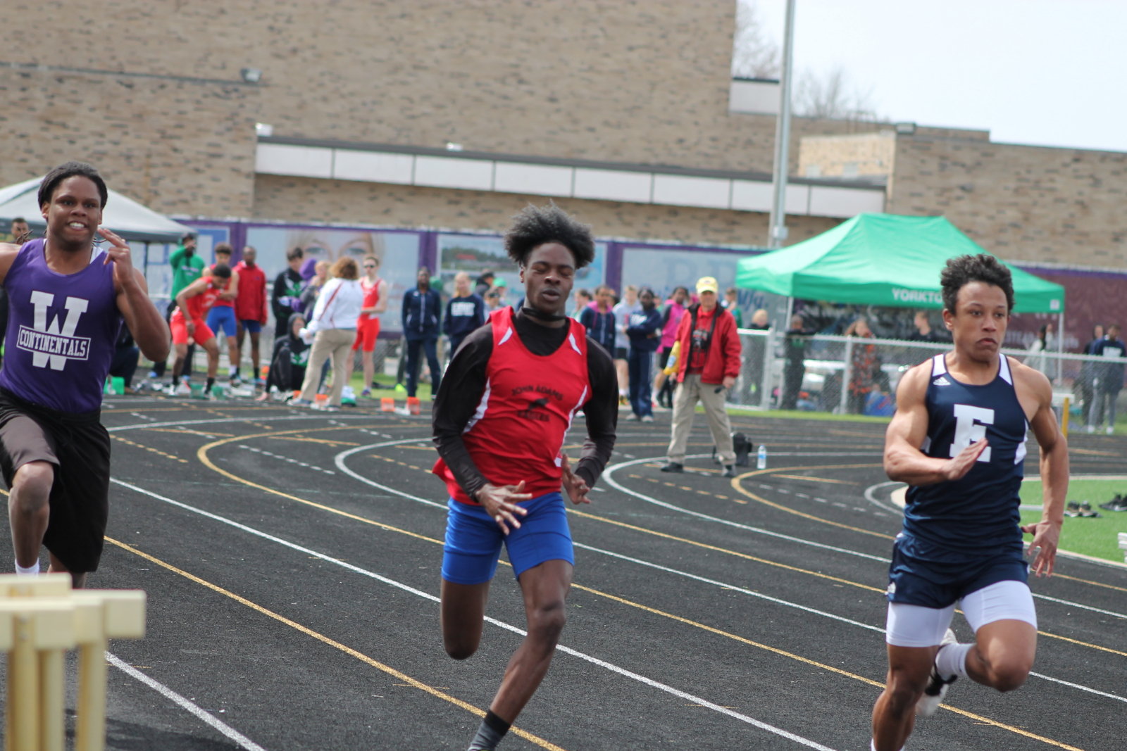 Boys Track and Field Wins over New Prairie, Falls to Penn