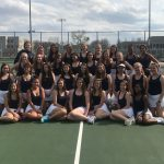 Girls Tennis Loses to St Joe