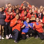Girls Track and Field Wins 8th City Championship in a Row