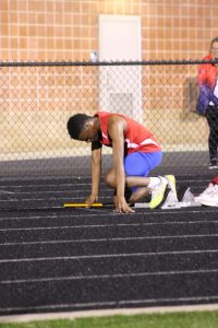 Boys Track and Field City Meet (May 2)