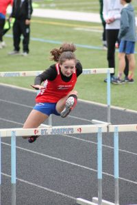 Girls Track and Field City Meet (May 2)