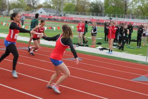 Girls Track and Field Goshen Relays