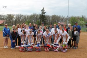 Softball vs SB Washington – Senior Night – (May 6)