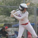 Softball Wins Two in Double Header at Griffith