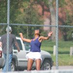 Girls Tennis - NIC Tournament vs John Glenn (May 8)