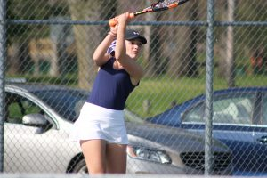 Girls Tennis – NIC Tournament vs John Glenn (May 8)