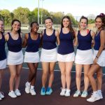 Girls Tennis Defeated in IHSAA Sectional Opener