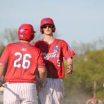 Baseball Falls to LaVille