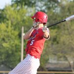 Baseball Closes Regular Season With Victory