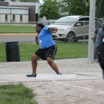 Girls Track Finishes 14th at Regional, Parker Wins Shot Put Championship