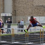 Boys Track and Field Competes in Regional Meet