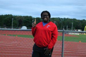 Girls Track Regional Meet