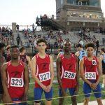 Boys Track and Field Regional Meet