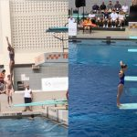 Lindsay Gizzi and Katie Hensell Compete at USA Diving Nationals