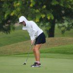 Girls Golf Splits with Penn and John Glenn