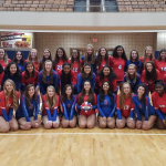 Volleyball Finishes Third in SBCSC Tournament