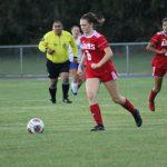Girls Soccer Rolls Past LaVille