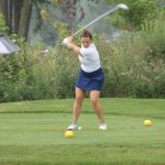 Girls Golf Finishes 1-1 in NIC Match