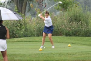 Girls Golf vs Penn / John Glenn (August 12)