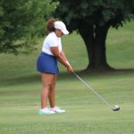 Girls Golf vs New Prairie / Mishawaka Marian (Aug 14)