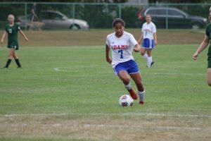 Girls Soccer Jamboree (August 17)