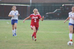 Girls Soccer vs LaVille (August 20)