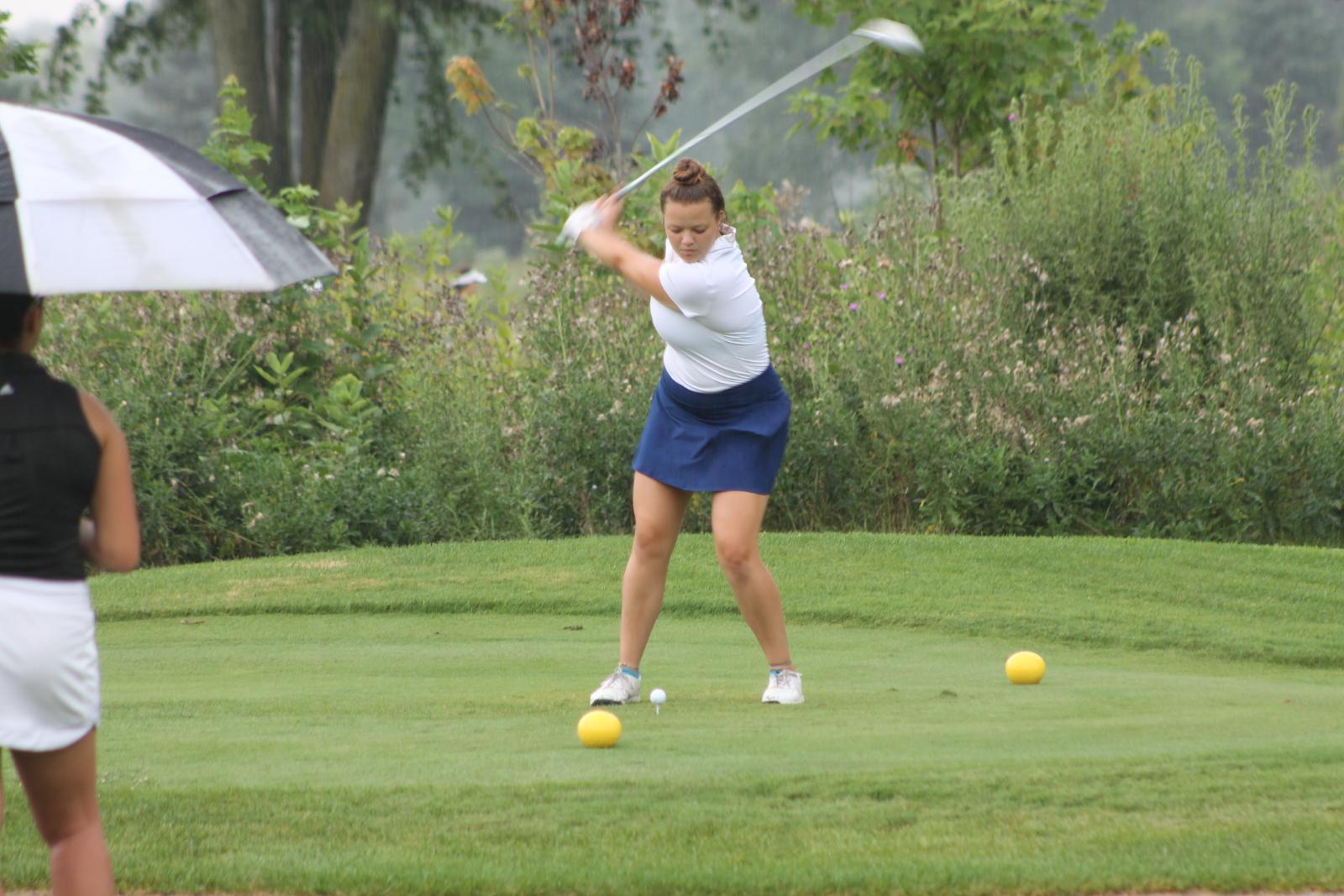Girls Golf Wins Again, Defeating Bremen and Mishawaka
