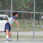 Boys Tennis Sweeps LaVille