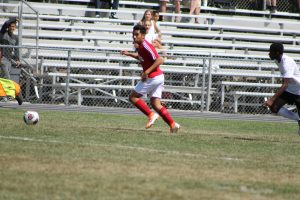 Boys Soccer v Portage (August 24)