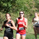 Girls Cross Country Runs at Penn Invite