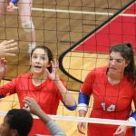 Volleyball Loses First NIC Match of Year