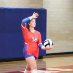 Volleyball Falls to Concord