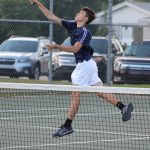 Boys Tennis Sweeps Elkhart Central