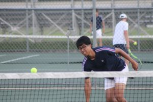 Boys Tennis v Elkhart Central (Aug 27)