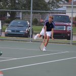 Boys Tennis Defeats SB Washington