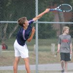 Boys Tennis Wins, Sweeping SB Clay