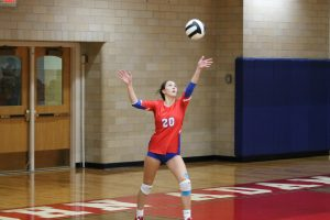Volleyball v Concord (Aug 27)