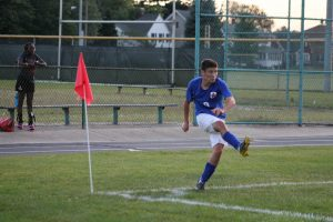 Boys Soccer vs SB Riley (Aug 27)
