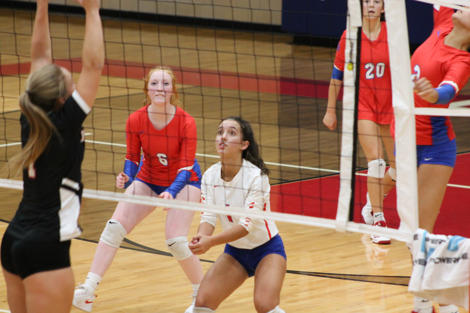 Volleyball Suffers Loss at Elkhart Central