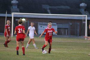 Girls Soccer vs Plymouth (Aug 29)