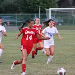 Girls Soccer Wins Over Goshen