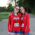 Girls Cross Country Finishes Second at City Meet, Ivie Skube Wins Title