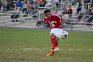 Boys Soccer vs Glenn (Sept 9)
