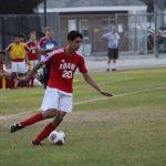 Boys Soccer Wins in Overtime Over Glenn