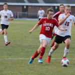 Boys Soccer Advances to Sectional Championship Game