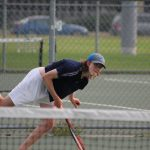 Boys Tennis Falls to SB St Joseph